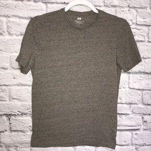 Men's slim fit crew neck t-shirt